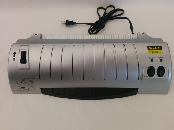 The Scotch TL901 Laminator