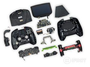 Nvidia Shield Portable Teardown