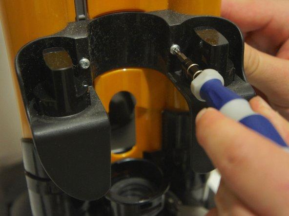 Eureka AirSpeed Bagless Zuum Vacuum Accessory Holder Replacement