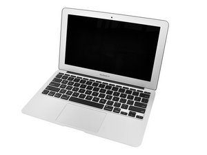 "MacBook Air 11"" fin 2010"