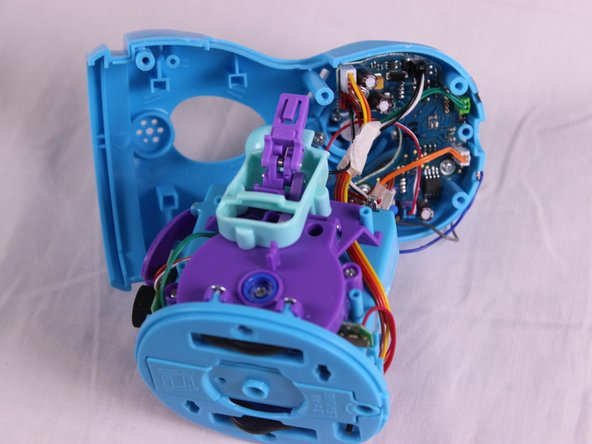 Spin Master Hatchimal Draggle Wheels Replacement