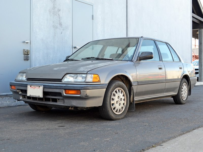 1991 honda hatchback rims