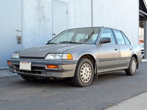 1988-1991 Honda Civic Repair