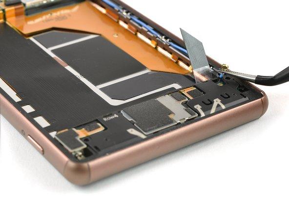 Sony Xperia Z3 Display Prereq