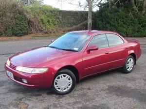 1991-1995 Toyota Corolla Repair
