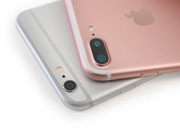 Für die Kunden von der dunklen Seite der Macht bietet Apple neuerdings eine Schwarze und eine leicht zerkratzende Diamantschwarze Version des iPhone 7 Plus, zusätzlich zu den Originalen Silber, Gold und Rosegold.