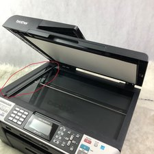 SOLVED: Black Line on Document - Brother Printer MFC-6490CW