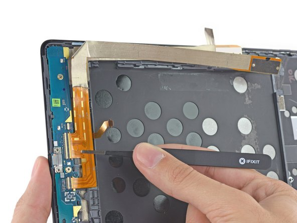 We continue our quest to remove components from the Nexus 9.