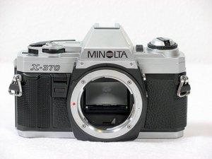 Minolta X-370 Repair
