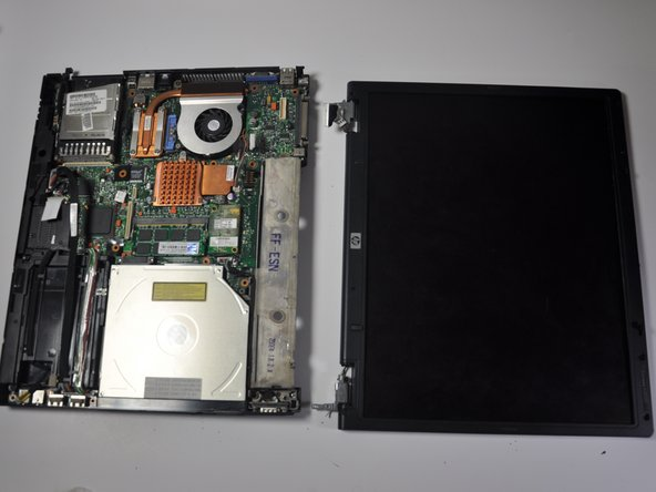 Refer to the laptop disassembly guide.