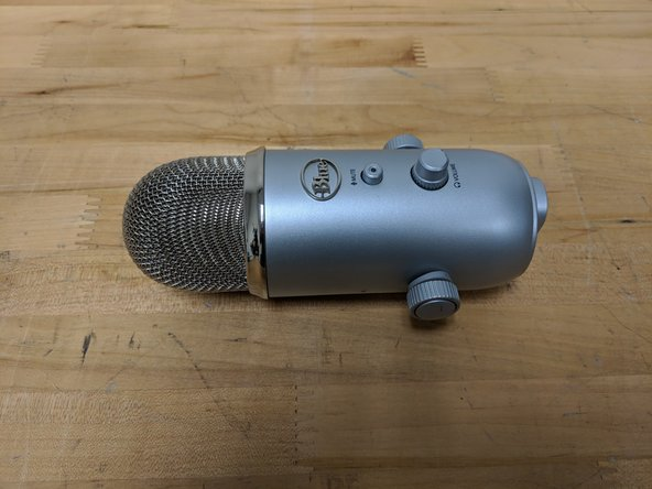 Blue Yeti Disassembly