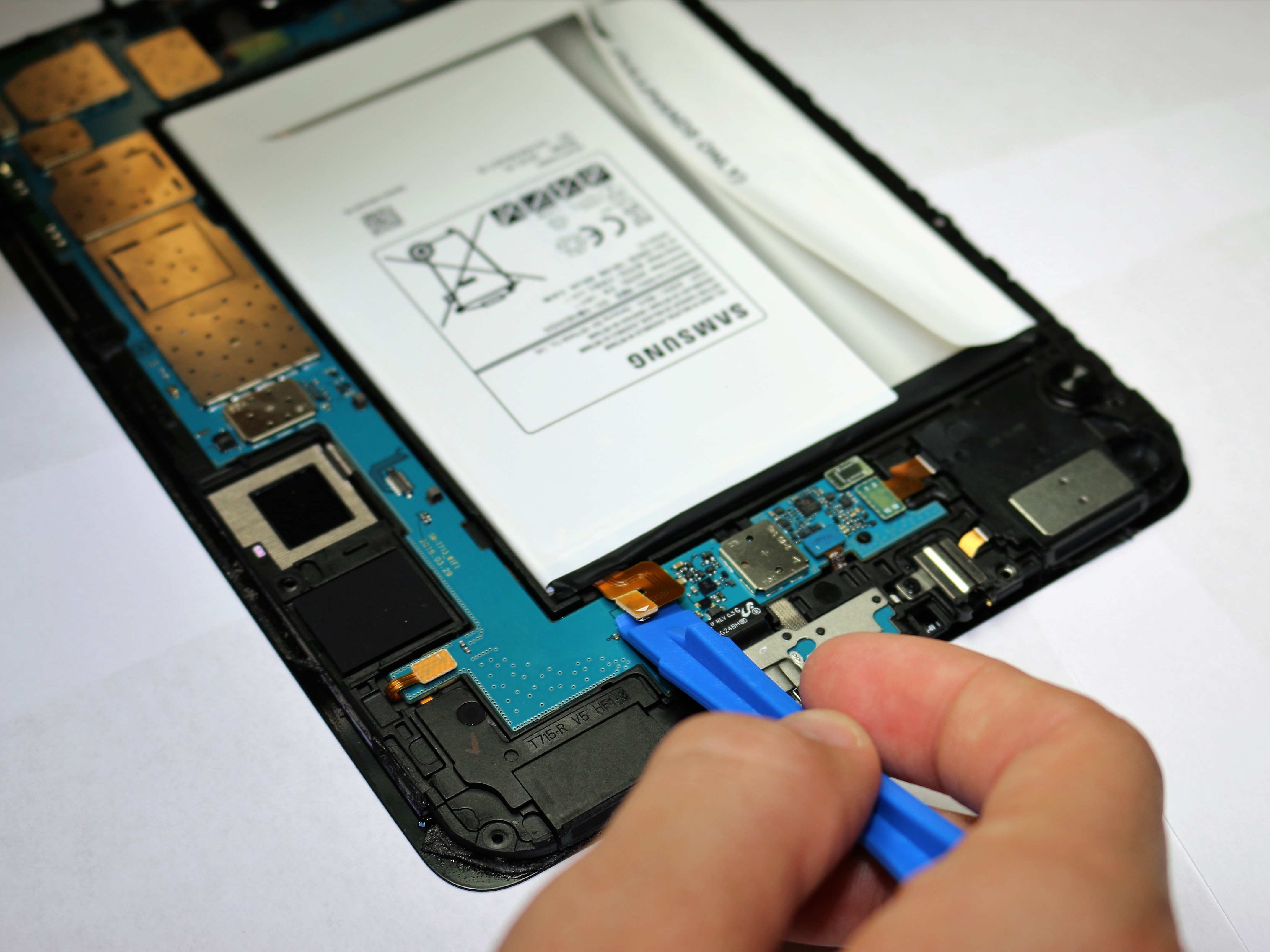 samsung galaxy tab s2 8 0 battery replacement ifixit. Black Bedroom Furniture Sets. Home Design Ideas