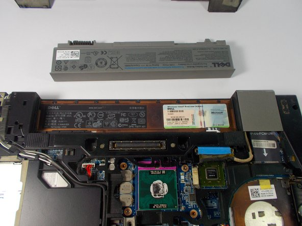 Dell Latitude E6400 Battery Replacement