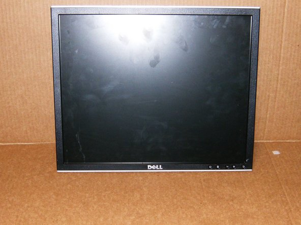 Here is a Dell 1908FPb LCD monitor without the stand.