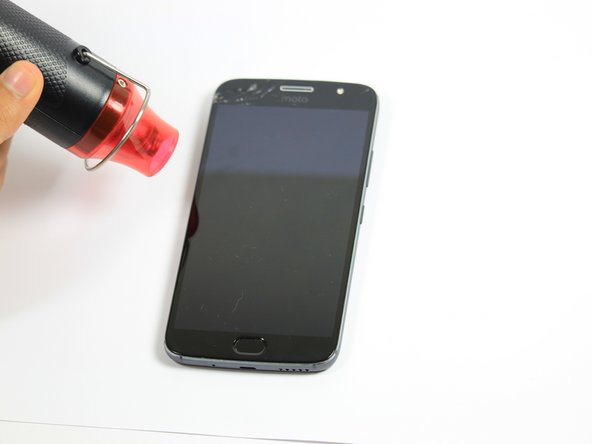 Motorola Moto G5s Plus Display Replacement