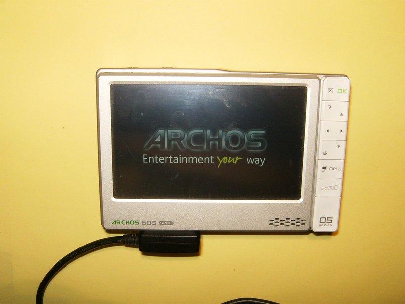 archos 605 wifi repair ifixit rh ifixit com Archos 605 Wi-Fi 160GB Archos 605 Battery
