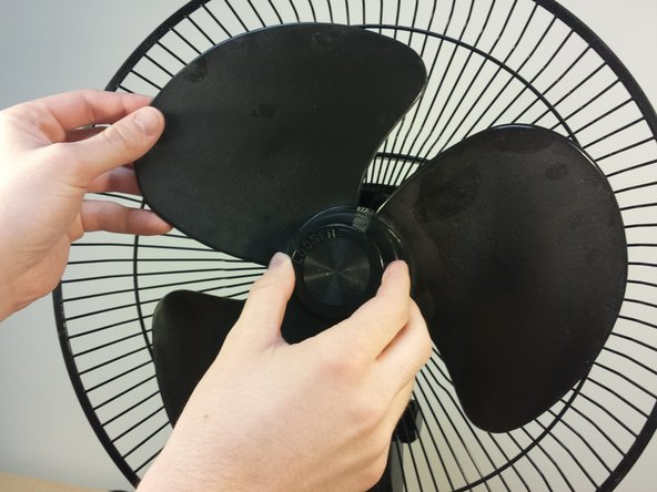 How to Fix a Noisy Table Fan - iFixit Repair Guide