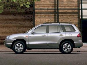 2000-2006 Hyundai Santa Fe Repair
