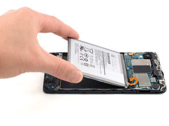 Samsung Galaxy A10 Battery Replacement