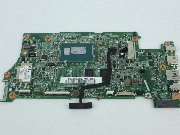 Acer Chromebook C720-2420 Motherboard Replacement