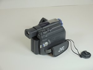JVC GR-D93U Repair