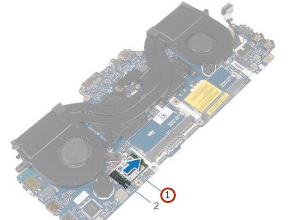 Dell Alienware 13 Wireless Card Replacement
