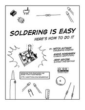 Soldering is Easy Comic Book (PDF)