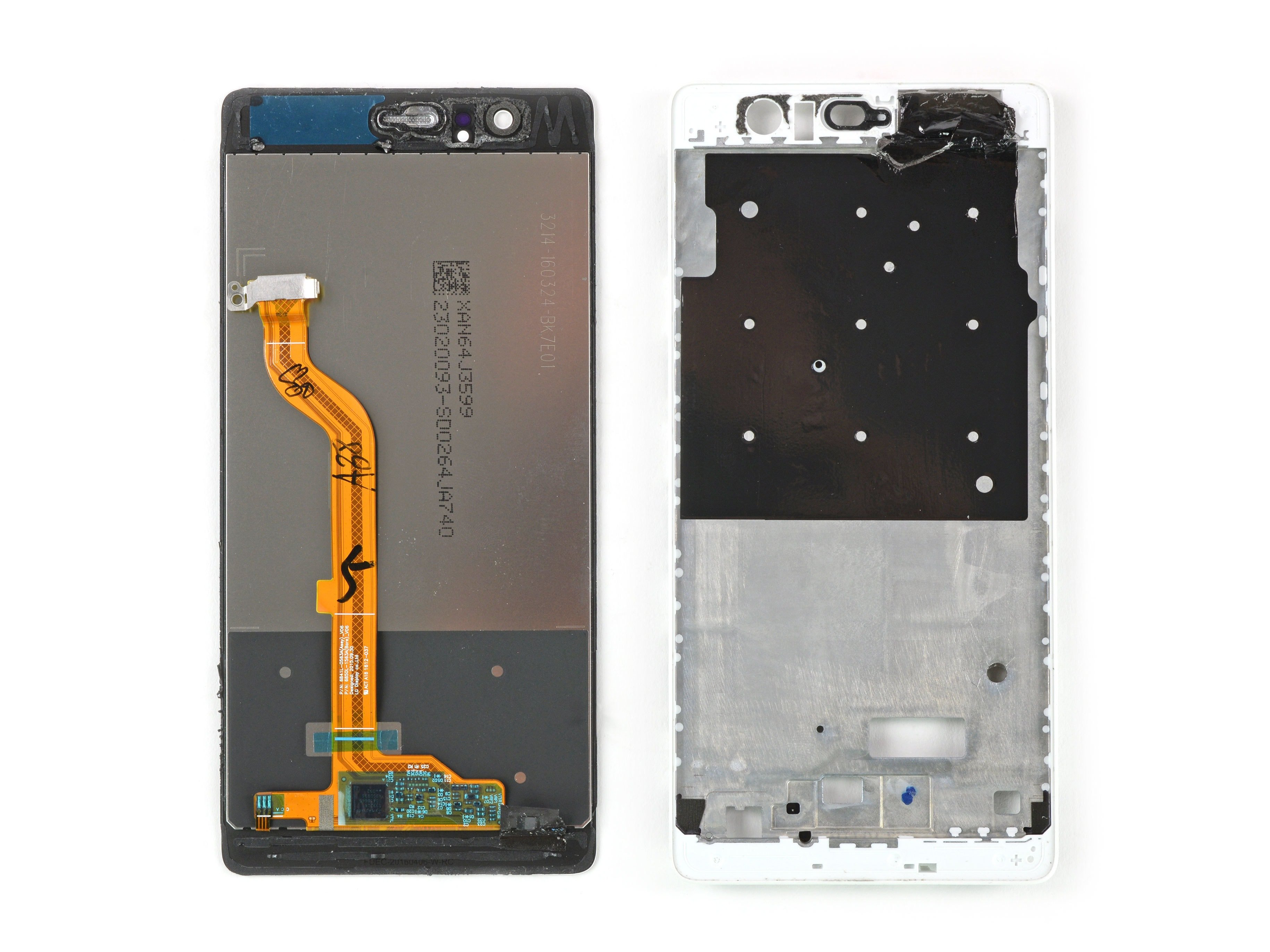 Huawei P9 Display Replacement - iFixit Repair Guide