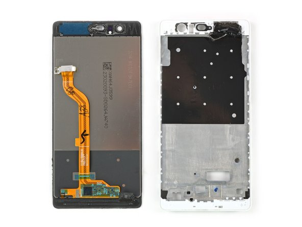 Huawei P9 Display Replacement