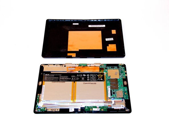 Asus Transformer T100 Rear Cover Replacement