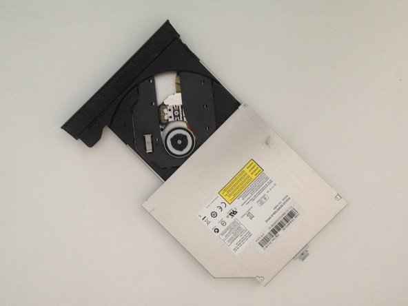 Acer Aspire E1-571 - DVD Drive Replacement