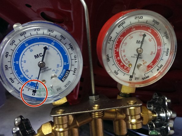 In order to replace the AC Compressor Control Valve safely, the AC system will need to be depressurized. This is best done professionally to ensure the refrigerant is disposed of properly.