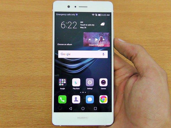 Huawei P9 Lite Ladeanschluss austauschen