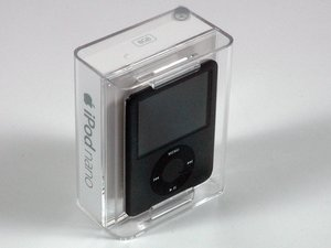 iPod Nano 3rd Generation Teardown