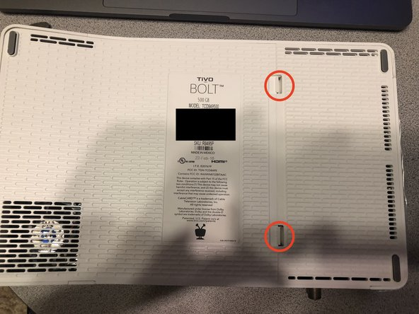 TiVo Bolt Hard Drive Replacement - iFixit Repair Guide