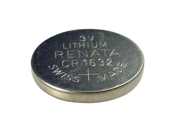 CR1632 Battery Main Image