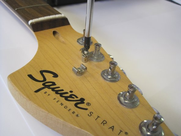 Squier Strat Guitar Teardown - iFixit
