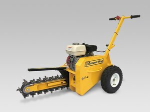 Ground Hog Trencher T-4-HS18- (2017)
