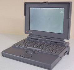 Mac Powerbook 140 수리