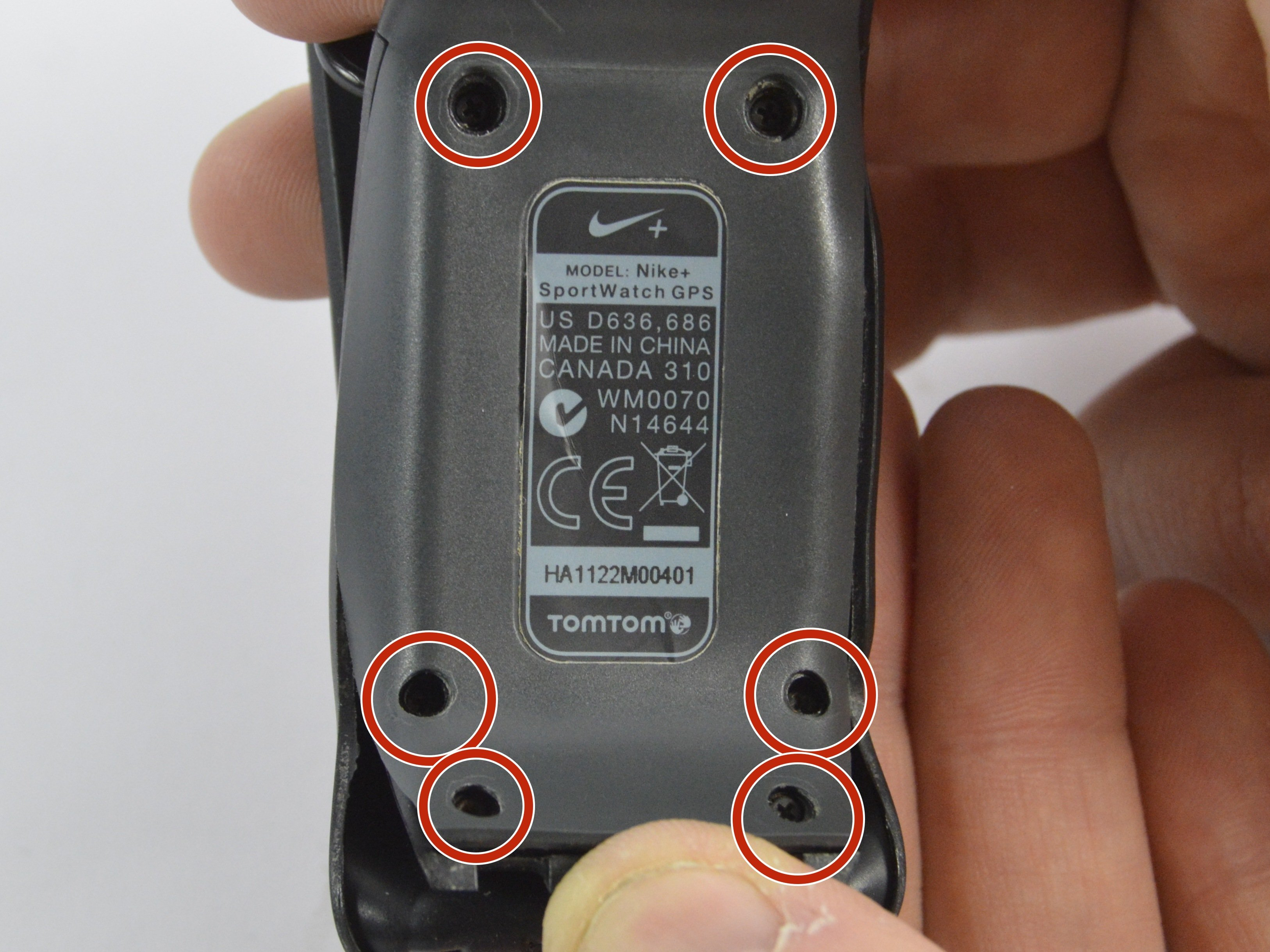 d826ade04 Nike SportWatch GPS Battery Replacement - iFixit Repair Guide