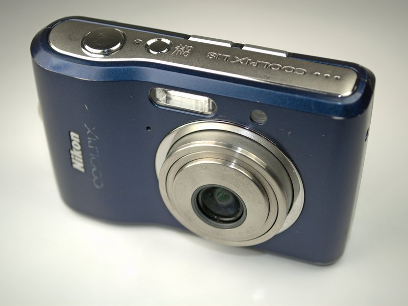 nikon coolpix l18 repair ifixit rh ifixit com Nikon Blue Coolpix L18 Nikon Coolpix B500