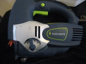 Toolmate 800W Jig Saw Repair