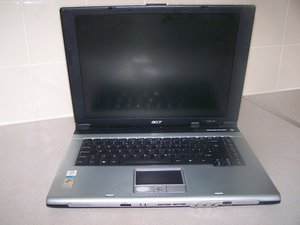 Acer Aspire 1410 Disassembly