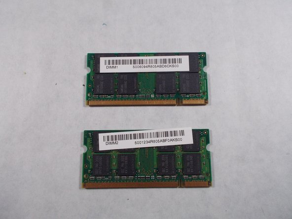 Gateway P-6831FX RAM Replacement