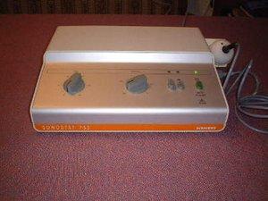 Siemens sonostat 733 ultrasonic device