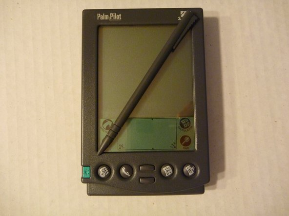 Palm Pilot Professional 3com Battery Replacement