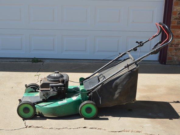 KGro PowerPro Lawnmower Repair  iFixit