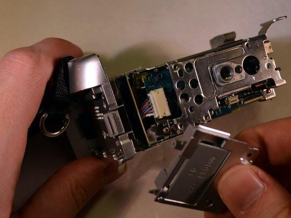 Image 2/2: Remove the panel.'''/No edits necessary.'''