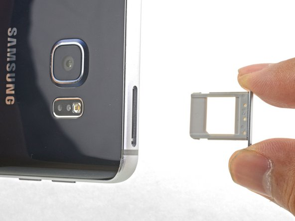 Samsung Galaxy Note5 SIM Card Tray Replacement