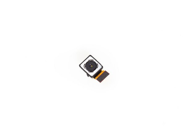 Sony Xperia Z5 Rear Camera Replacement